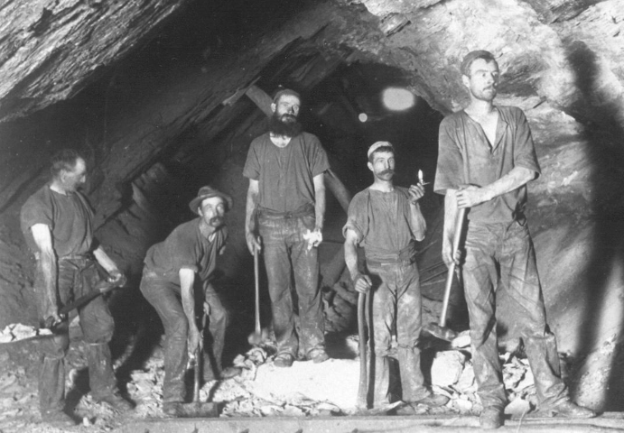 Labourforce miners